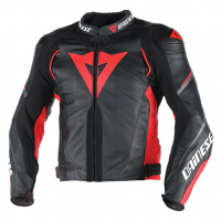 Men's Apparel - Men's Leather Jackets - DAINESE - DAINESE Super Speed D1 Jacket