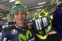 AGV Corsa Valentino Rossi Winter Test 2015 Limited Edition Helmet (Ugly Sweater)