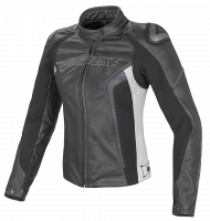 Women's Apparel - Women's Leather Jackets - DAINESE Closeout  - DAINESE Racing D1 Lady Jacket