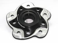 Ducabike - Ducabike Billet Sprocket Hub Cover: [5 Hole- Black Base + Color] - Image 2