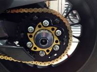 Ducabike - Ducabike Billet Sprocket Hub Cover: [6 Hole- Black Base + Color] - Image 4