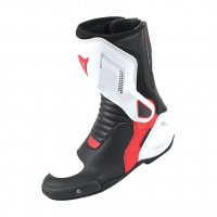 Men's Apparel - Men's Footwear - DAINESE Closeout  - DAINESE Nexus Boots [Black/White/Red]