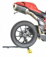 MOTO-D PRO-SERIES S/S SWINGARM STAND: 1098/1198/1199/1299/V4/SF1098/M1200/MTS1200