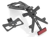 RIZOMA - RIZOMA FOX License Plate Support: Scrambler Icon/Full Throttle '15/16, Sixty2 ['15-20] - Image 1