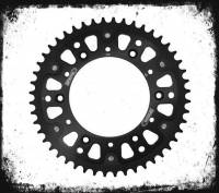 Drive Train - Rear Sprockets for BST/OZ/Marchesini Wheels - Stealth - SUPERSPROX Stealth  Sprocket: OZ/BST/Marchesini BLACK ONLY
