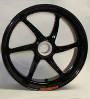 OZ Motorbike Cattiva Forged Magnesium Rear Wheel: Ducati 748-998, 848, Streetfighter 848