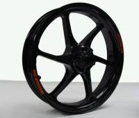 Motorbike Cattiva Forged Magnesium Front Wheel: Ducati 748-998, Monster S2/4R, MH900, Multistrada