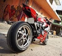 OZ Motorbike - OZ Motorbike GASS RS-A Forged Aluminum Wheel Set: Ducati Panigale 1199-1299-V4 - Image 6