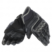 Men's Apparel - Men's Gloves - DAINESE - DAINESE Carbon D1 Short Gloves (CLEARANCE-NO RETURN/EXCHANGE)
