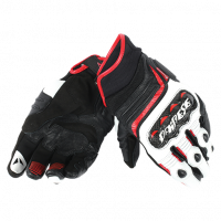DAINESE Closeout  - DAINESE Carbon D1 Short Gloves (CLEARANCE-NO RETURN/EXCHANGE) - Image 2