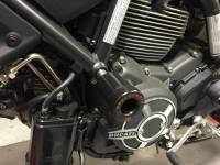 SpeedyMoto - SPEEDYMOTO Complete Slider Kit: Ducati Scrambler - Image 3