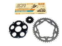 Drive Train - Front Sprockets - SUPERLITE - SUPERLITE Quick Change Lightweight Kit: Ducati 996R/998/998R