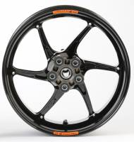 OZ Motorbike Cattiva Forged Magnesium Rear Wheel: Kawasaki ZX-10  11-15