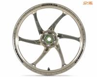 OZ Motorbike GASS RS-A Forged Aluminum Front Wheel: Ducati S4RS, M796/1200, MTS1200, HM/HS, D16RR, SF, 749/999, 848/1098/1198