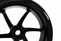OZ Motorbike GASS RS-A Forged Aluminum Rear Wheel: Ducati MTS1200, Mon1200, SF1098/S, 1098-1198, 1199/1299