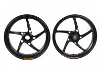 OZ Motorbike Piega Forged Aluminum Wheel Set: Ducati 1098-1198, SF, MTS1200, Monster1200