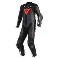 Men's Apparel - Men's Leather Suits - DAINESE - DAINESE Laguna Seca D1 Perforated Suit