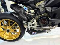Termignoni Titanium/CF Front Exit Slip-On Exhaust: Ducati 899/959/1199 [Unbeatable Price] Very limited!
