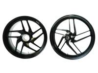 Ducati O.E.M USED Aluminum Wheels: Fits M1200, MTS1200, 1098, 1198, SF1098: Fits M1200, MTS1200, 1098, 1198, SF1098