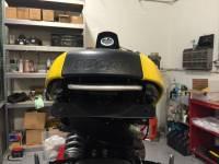 CORSE DYNAMICS Fender Eliminator & LED Tail Light: Ducati Scrambler