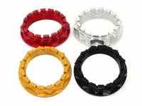 Ducabike - Ducabike Billet Axle Nut: Ducati 1098-1198, SF1098-V4, MTS1200-1260, 1199-1299-V4, Monster 1200, Diavel/X [Sprocket Side]