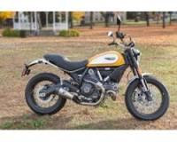 Mustang Ducati Seat: Scrambler