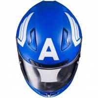 Helmets & Accessories - Helmets - HJC Helmets - HJC CL-17 Captain America Helmet