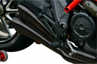 HP Corse - HP Corse Hydroform Dual 2-2 Slip-On Exhaust System [Factory Line Version]: Diavel - Image 5