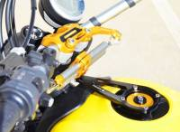 Ducabike/Öhlins Steering Damper Kit: Ducati Scrambler