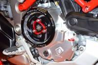 Ducabike Clear Clutch Cover Pressure Plate