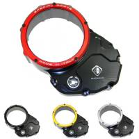 Ducabike Clutch Cover Kit with Clutch Cable Actuator: Ducati Scrambler - Image 4