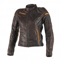 Women's Apparel - Women's Leather Jackets - DAINESE - DAINESE Michelle Lady Jacket