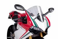Body - Windscreens - Puig - Puig Racing Windscreen Ducati 899 / 1199 Panigale 2012-2015