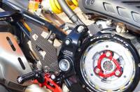 "Ducabike - Ducabike Adjustable Billet Rearsets: Ducati Monster 821""14-17"", Monster 1200/1200 S ""14-16"" [Rider Portion] - Image 3"