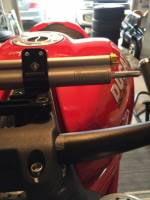 Ducabike - Ducabike/Ohlins Steering Damper Complete Kit: Ducati Monster 1200-821-797 - Image 4