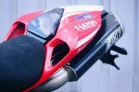 Zard - ZARD 2-1-2 Underseat Full Exhaust System: 1199 Panigale - Image 3