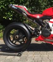 Zard - ZARD 2-1-2 Underseat Full Exhaust System: 1199 Panigale - Image 5