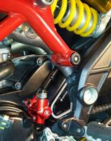 Ducabike Clutch Cover Kit with Clutch Cable Actuator: Ducati Hypermotard/ HyperStrada