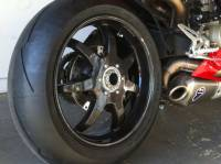 BST 7 Spoke Rear Wheel: Panigale 1199 / 1299, 1098 / 1198 / Streetfighter 1098 / Monster 1200 / MTS 1200