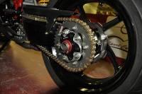 Ducabike - Ducabike Billet Sprocket Hub Cover: [5 Hole- Black Base + Color] - Image 4