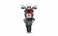 Akrapovic - Akrapovic Titanium Full Exhaust System: Ducati Multistrada 1200 '15-'17 - Image 7