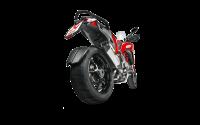 Akrapovic - Akrapovic Titanium Full Exhaust System: Ducati Multistrada 1200 '15-'17 - Image 8