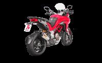 Akrapovic - Akrapovic Titanium Full Exhaust System: Ducati Multistrada 1200 '15-'17 - Image 9