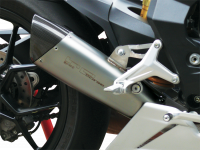 "HP Corse - HP CORSE EVOXTREME 310 SATIN ""LOW"" - SLIP-ON EXHAUST SYSTEM: MV AGUSTA F3 675 / 800 - Image 6"