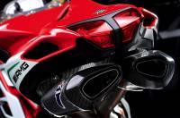 TermignoniSBK FULL Titanium EXHAUST SYSTEM: MV Agusta F4 1000 /F4RR 2010+