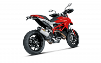 Akrapovic - Akrapovic Titanium Slip-On: Ducati Hypermotard / Hyperstrada 821