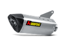 Exhaust - Slip-Ons - Akrapovic - Akrapovic Titanium Slip-On: Ducati Hypermotard 821