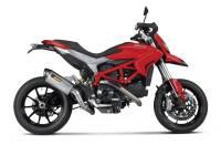 Akrapovic Titanium Slip-On: Ducati Hypermotard 939