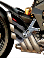 HP Corse - HP CORSEHYDROTRE SATIN STEEL SLIP ON EXHAUST: MV AGUSTA BRUTALE 800RR [CARBON COVER] - Image 3