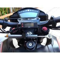 Ducabike/Öhlins Steering Damper Kit: Ducati Hyperstrada/Hypermotard 821-939